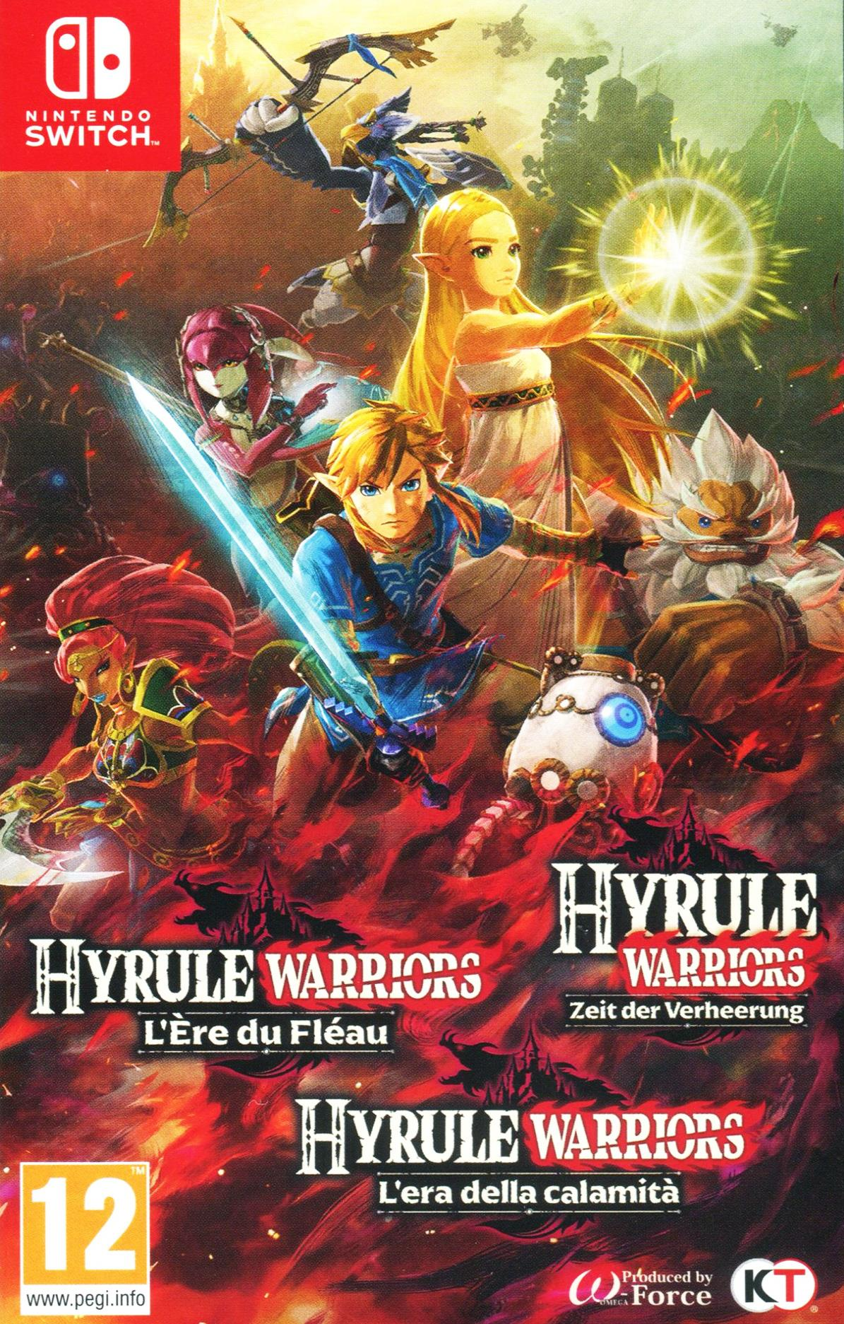 Hyrule Warriors Zeit Der Verheerung Nintendo Switch Alle Produkte Softridge